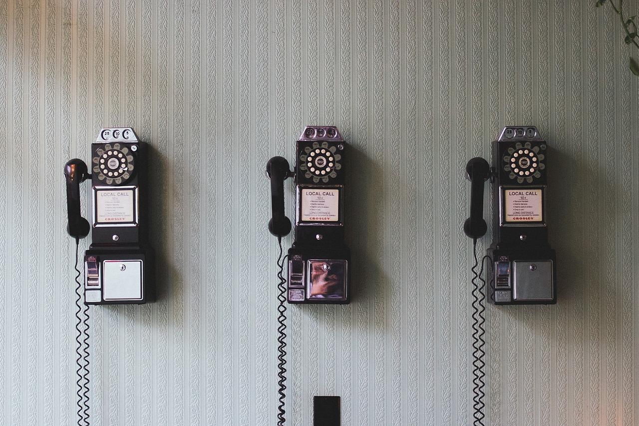 Gamle telefoner softphone