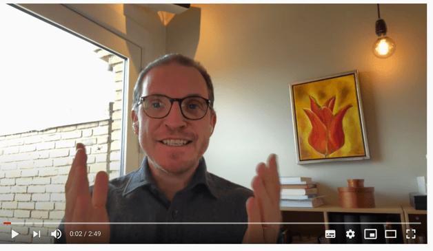 Video: Peter siger farvel til Relatels kunder